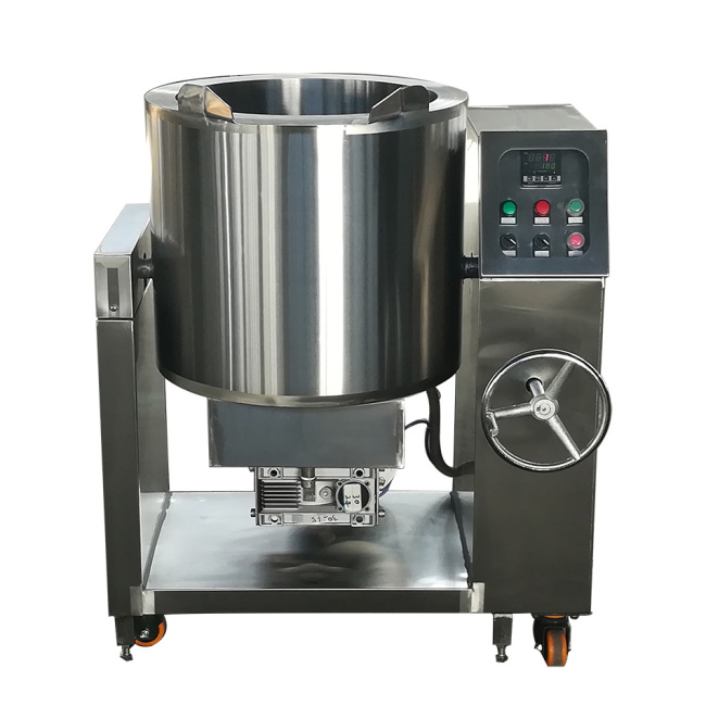 Automatic Industrial Biryani Indian Glucose Syrup Electric Gas Hummus Cooking Mixer Stove Stoves Pot Pots Machine