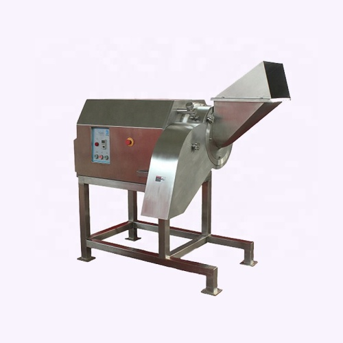 Frequency Control Three-Dimensional Cutting Frozen Meat Cutting Machine Cut Into Slices Strips And Diced