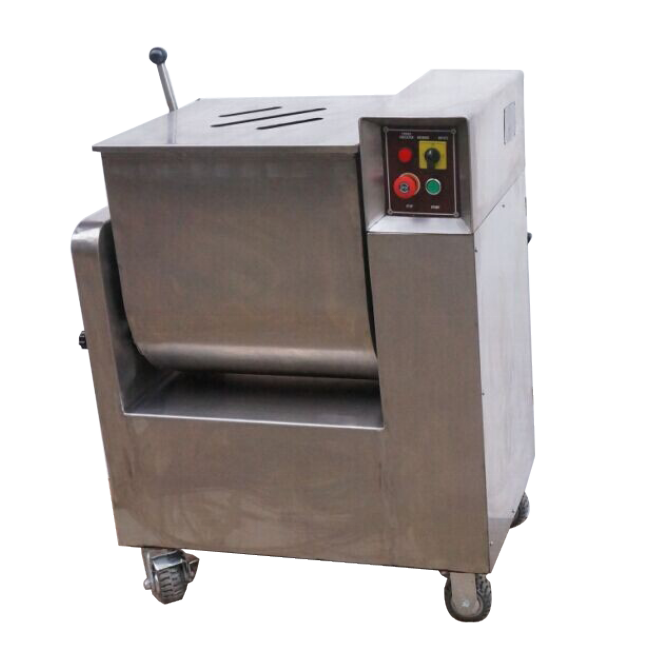 90L Per Time 1.5Kw Commercial Meat Mixing Machine Sausage Mixer Electric Meat Mixer