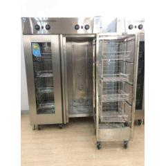 2020 Commercial Heating Disinfection Cabinet Kitchen Ultraviolet Light Dish Household Sterilizing with 2 trolley carts