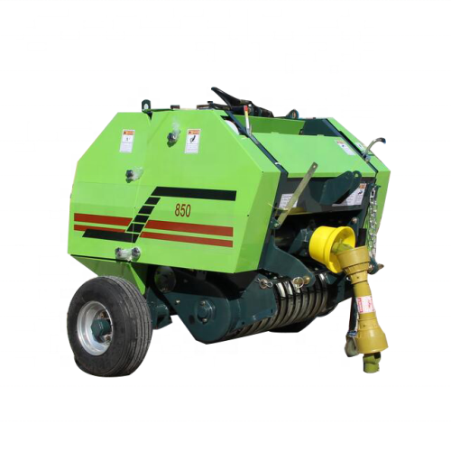 Top Quality Mini Round Grass Wheat Straw Hay Baler With CE Certificate Buyer 100% Praise India Twine Baler