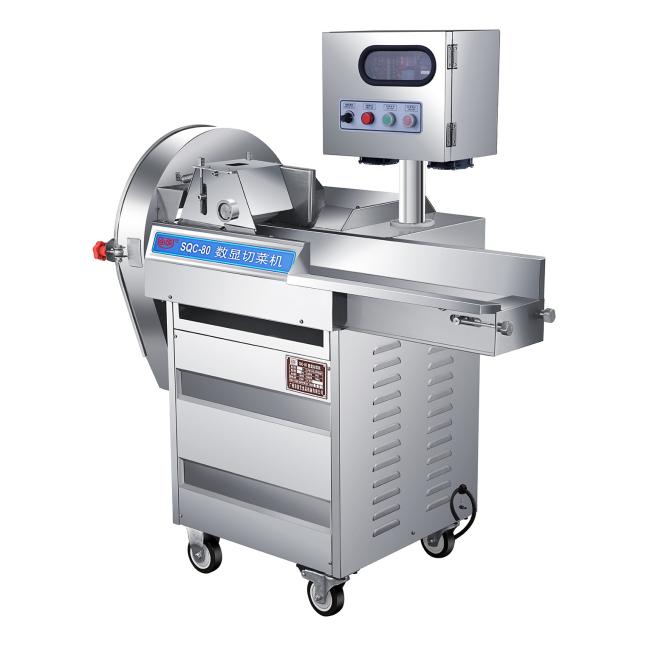 Electric Fruit Multifunctional 1.5~60 Mm Vegetable Slicer Cutting Shredding Cutting Machine