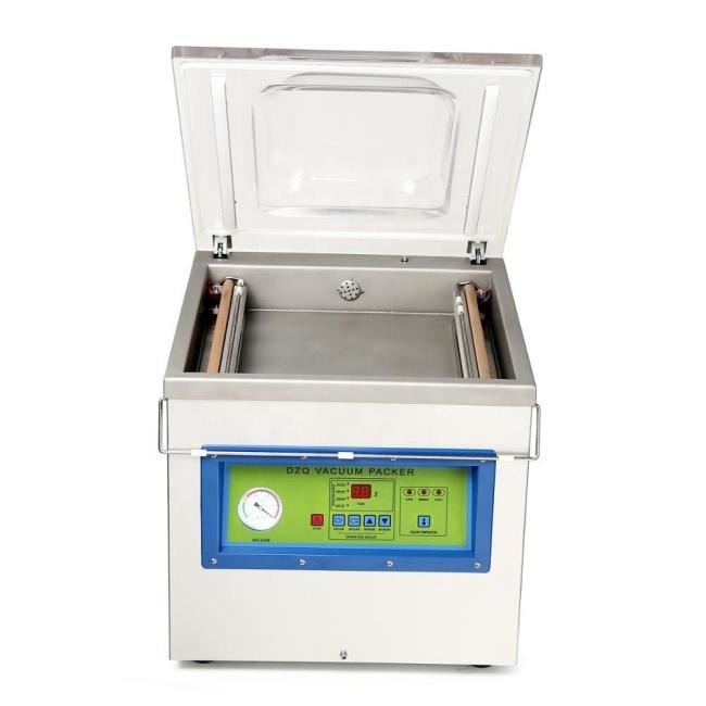 Desktop Vacuum Packing Sealer Tea Bag Box Packing Machine
