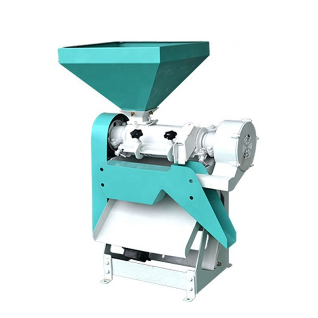6NF-90 Multifunctional Grain Products Corn Wheat Processing Machinery Maize Corn Peeling Peeler Machine
