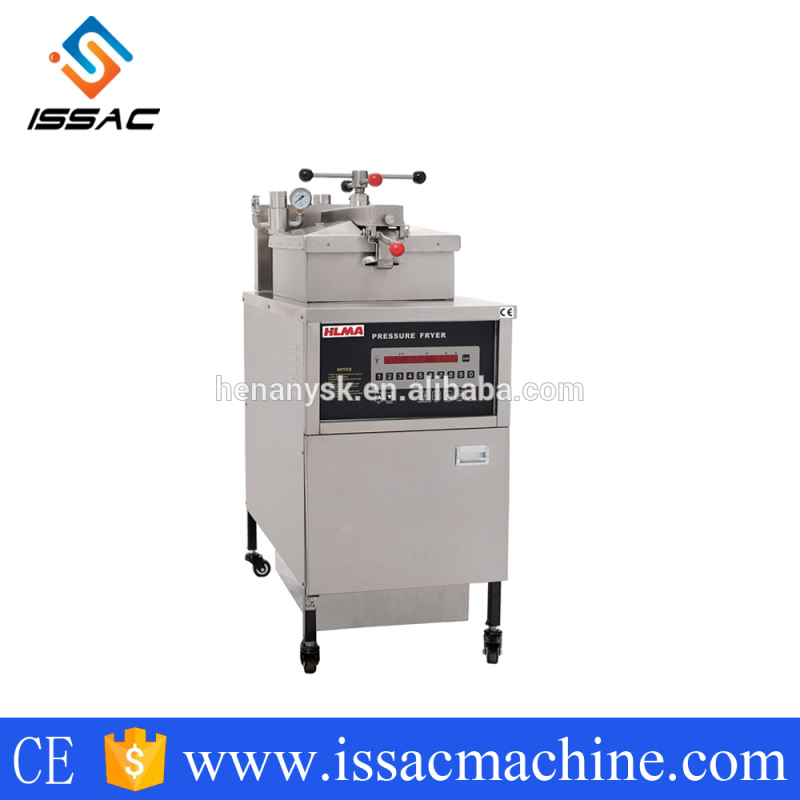 Low Wattage 220v/60hz 3 Phases Electric Appliances Pressure Deep Fryer in Saudi Arabia With Good Quality