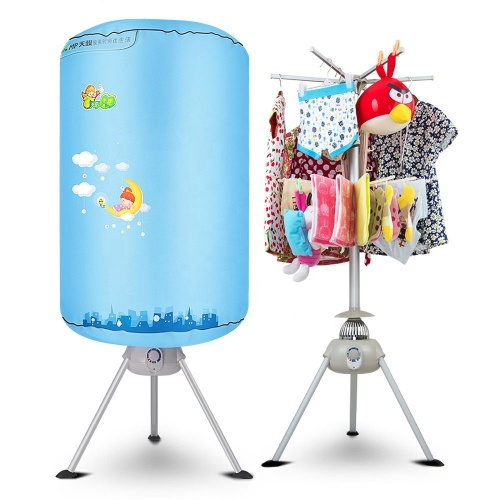 Family Home Mini Dryer Household Clothes Clothing Dryer 220V 1000W 2.9kg Quiet Dryer for Laundry