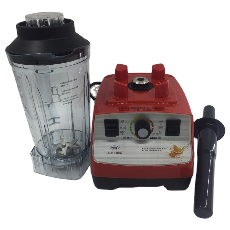BL-91 Blender 2020 Top Kitchen multi-purpose Food Mixing Machine Blending machinery for kitchen use