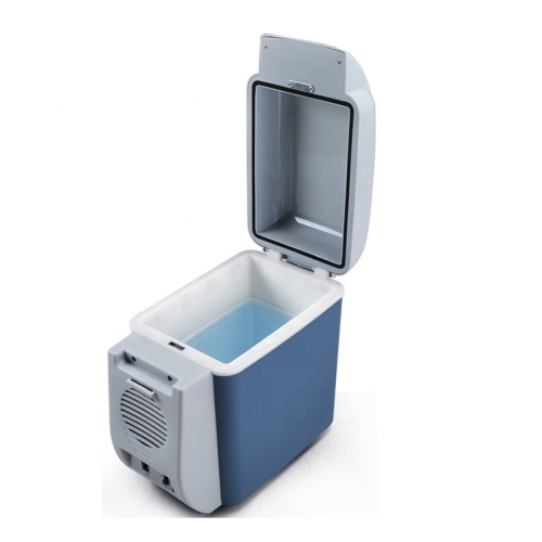 7.5L High-Efficiency Energy-Saving Car Refrigerator Mini Fridge Refrigerator for Car Hot and Cold Refrigerator