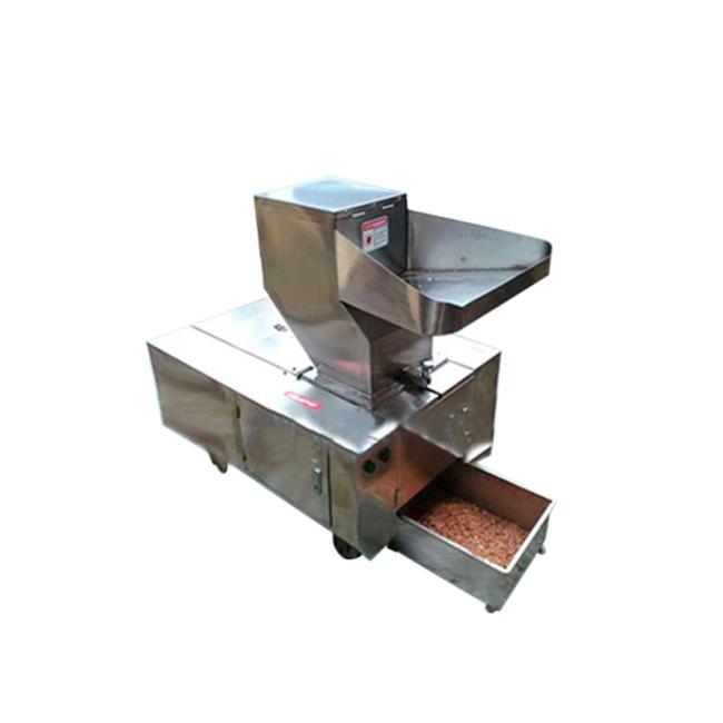 Stainless Steel Frozen Meat Bone  Broken Bone Crusher Machine Grinder for Sale