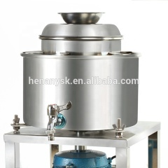 4kg/Time Commercial Meat Ball Making Machine Fish Meat Mincing Machine