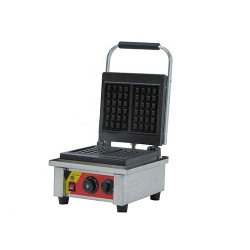 Commercial Waffle Iron 2pcs Making Maker Machine Waffle Toaster With Timer