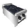 Stainless Steel Table Top Gas Ranges with 2 4 6 Burners