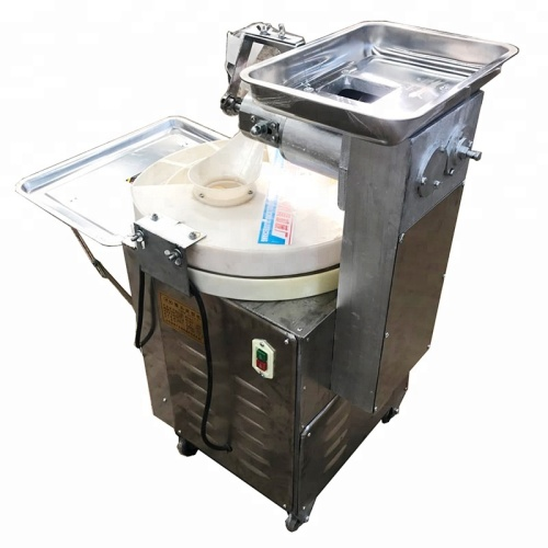 2020 New Automatic Commercial Dough Divider Cutter and Rounder Machine Momo Making Machine
