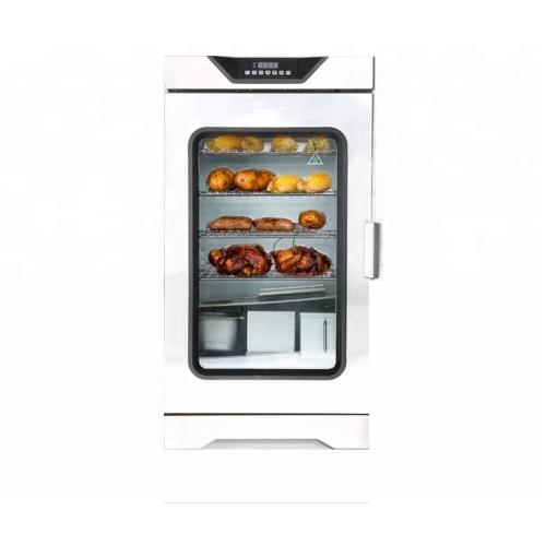 Best Selling Automatic Smoked Furnace Meat Fish Sausage Smokehouse Smoking Oven