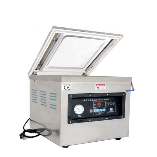 Vacuum Meat Food Packing Sealer Tea Bag Machine