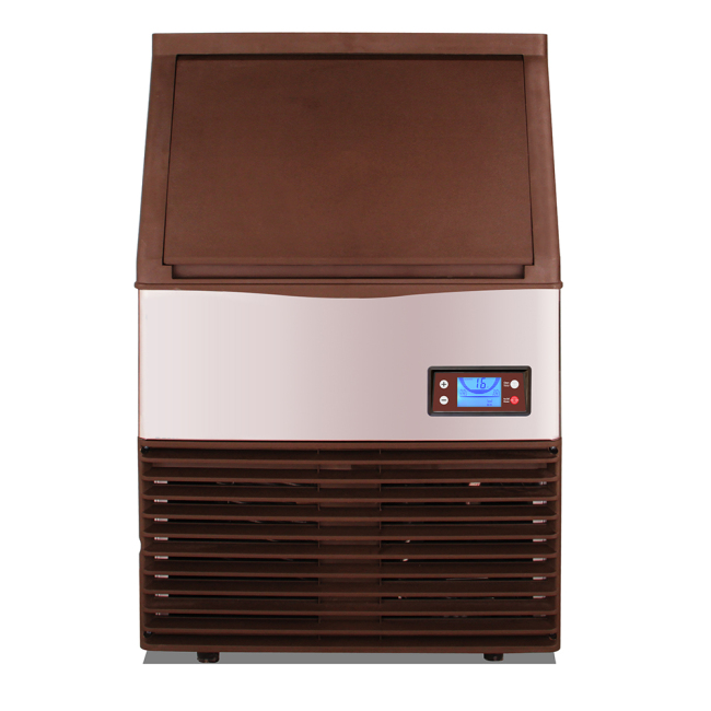 SD28 Commercial Automatic Ice Maker Ice Cube Making Machine