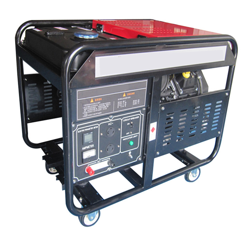 10kw Gasoline Low Price Mini Home commercial Small Energy Portable Motor Electric Power Generator