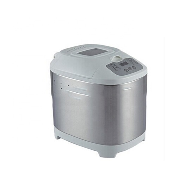 FREE SHIPPING 1 SET Bread Maker LED Display The Capacity of 750g Mini Bread Machine for Sale