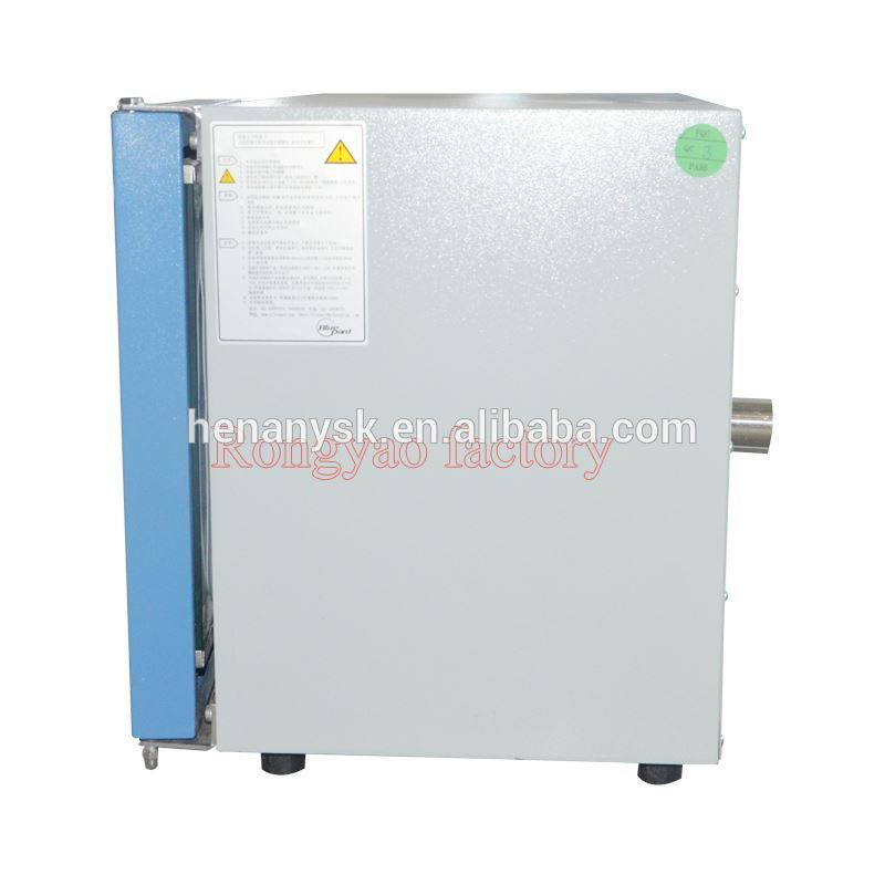 Electric Heat Thermostat Fan Industrial Laboratory Electrode Lab Blast Drying Oven Equipment