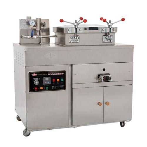 380v/220v (Gas +electric 220v) Electric duck pressure fried duck oven blast Deep fryer for duck