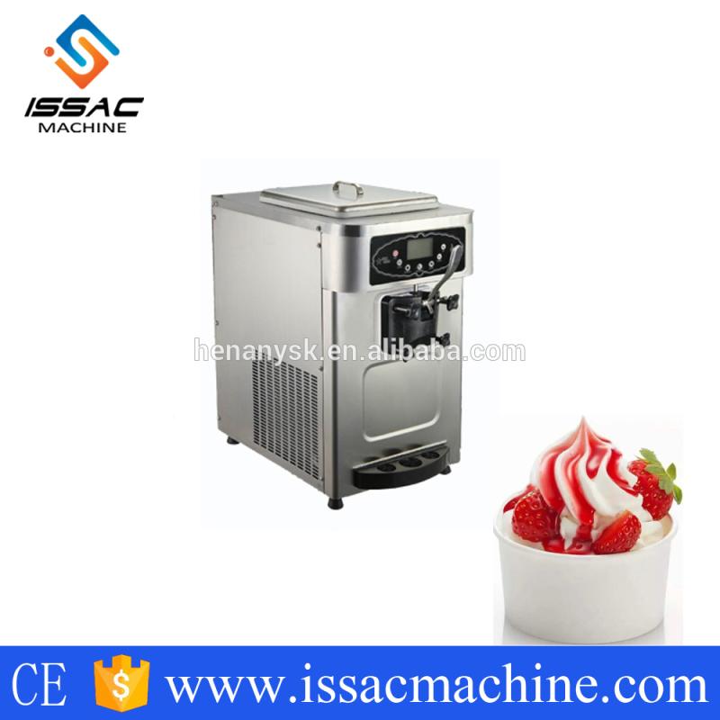 Commercial Ice cream machine, handle frozen yogurt machine ONE FLAVOR