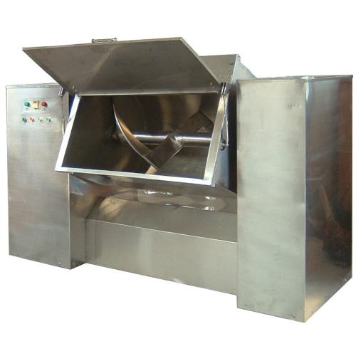 Stainless Steel Automatic Inching Feeding Uniform Mixing Horizontal Mixer Slot Type Blender