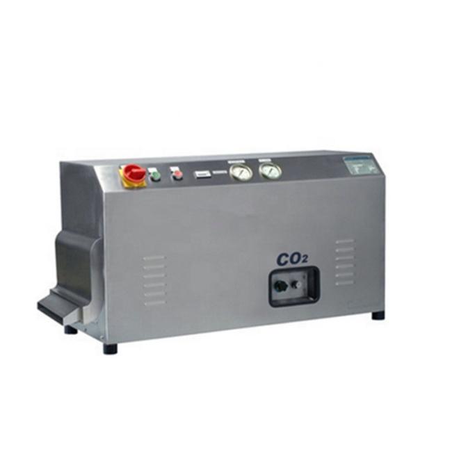 25KG/H Mini Small Laboratory Food Distribution Small Dry Ice Co2 Pelletizer Pelleting Machine