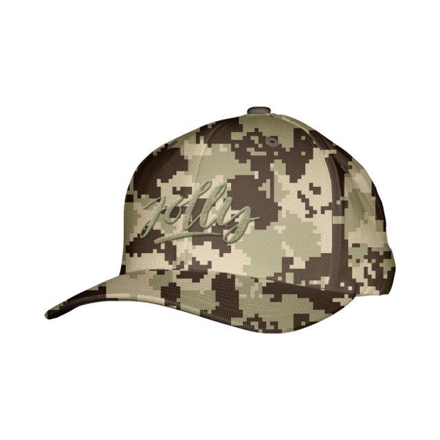 Cotton Outdoor Cap Classic Camouflage Cap