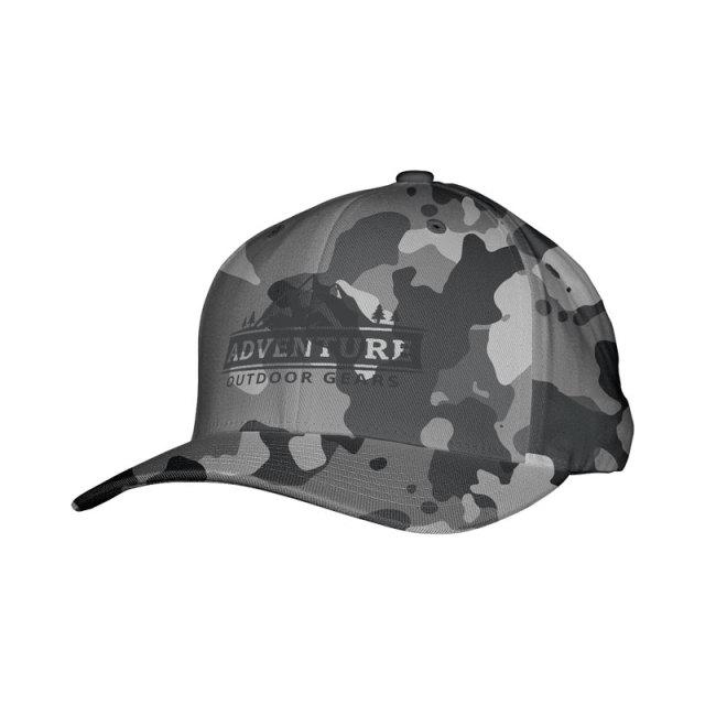 Outdoor Cap Classic Camo Hat-Screen Printing