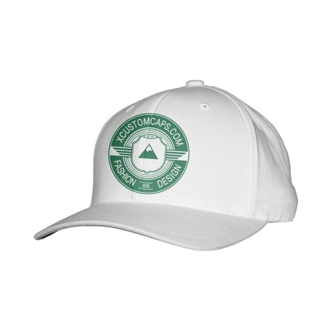 6-Panel Cotton Custom Printing Promotion caps