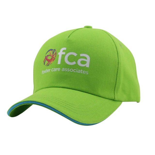 Five-Panel Polyester Custom Printing Hats