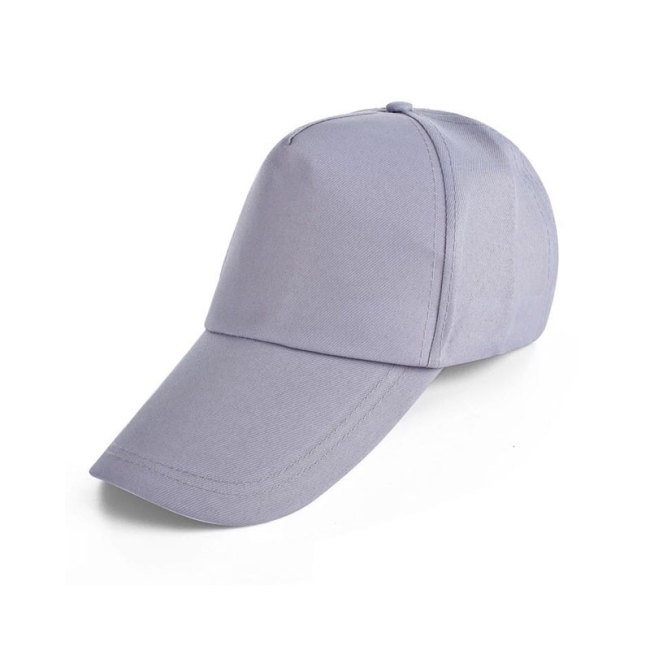 100%Polyester Five-Panel Blank Caps-Small Quantity