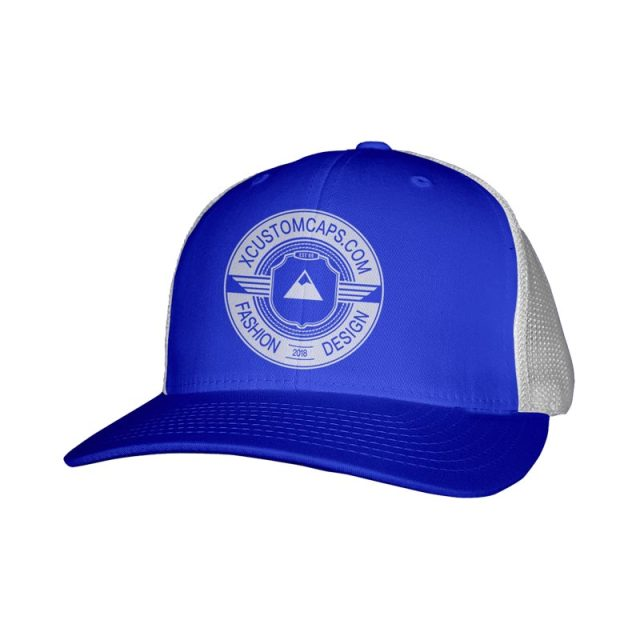 Cotton Twill Mesh 6-Panel Trucker Hats
