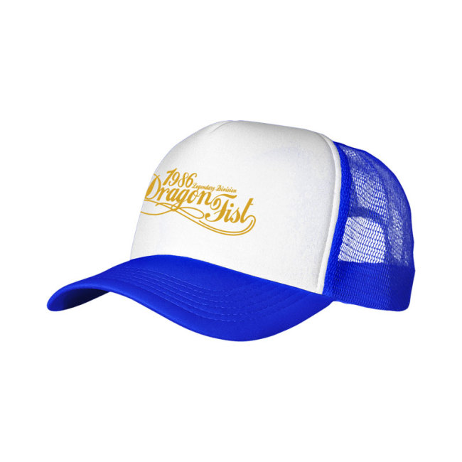 Popular 5-Panel Foam Custom Trucker Cap-Printing