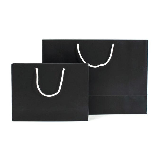 Custom Made Promotional Cheap High Quality Paper Bags No Minimum