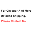 Detailed Shipping Can Be Negotiated Online
