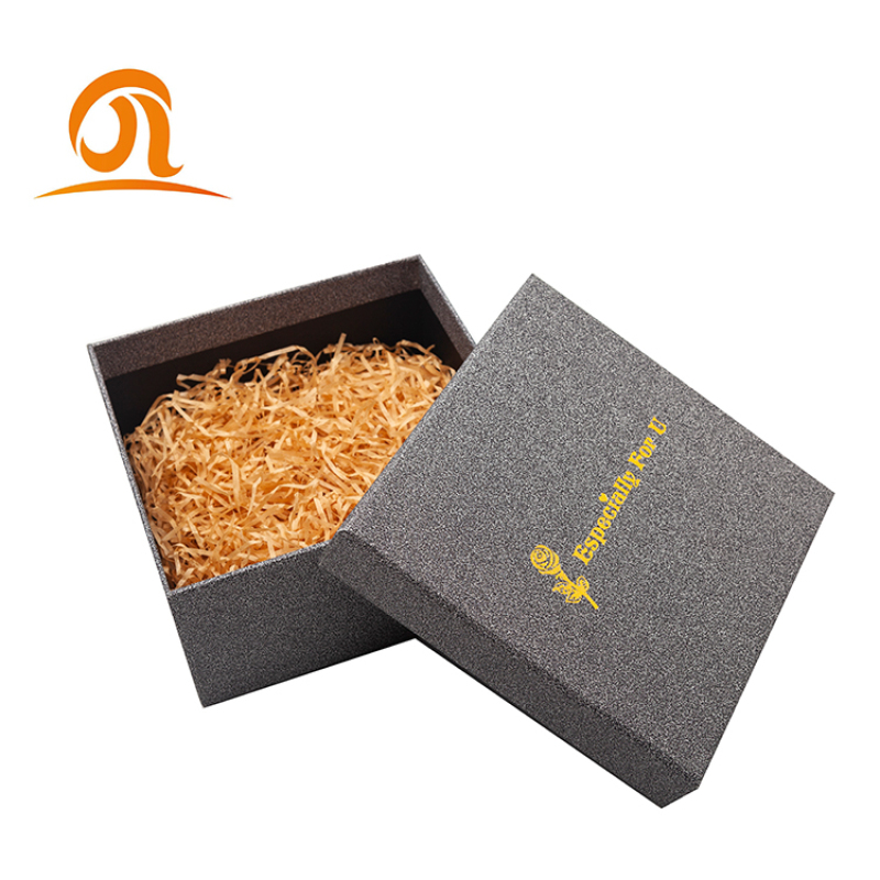 Hot selling high end wedding party cake biscuit candy exquisite gift storage box