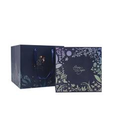 2020 new custom printed food carton beautiful moon cake packaging gift box
