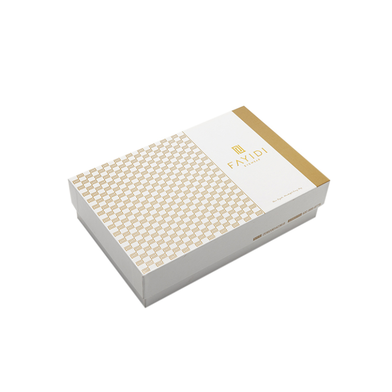 New high quality customized luxury cardboard packaging carton with lid