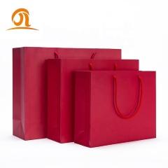 Hochwertige, robuste, strapazierfähige 250g dicke Geschenktüte Baumwolle Griffe Tasche Perfekt für Geschenktüten Partytüten