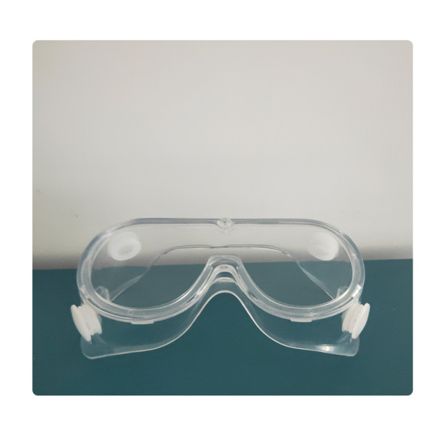 Eye Protective Safety Transparent Goggles