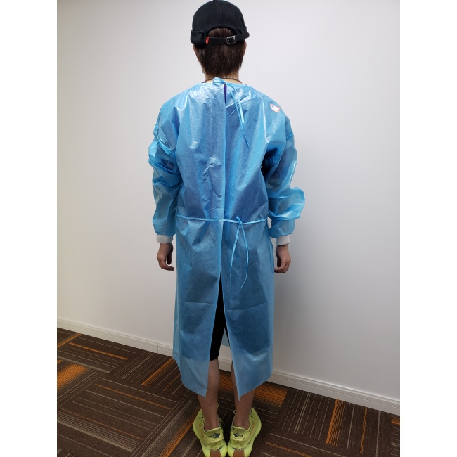 Isolation Gown AAMI Level 2 PP+PE