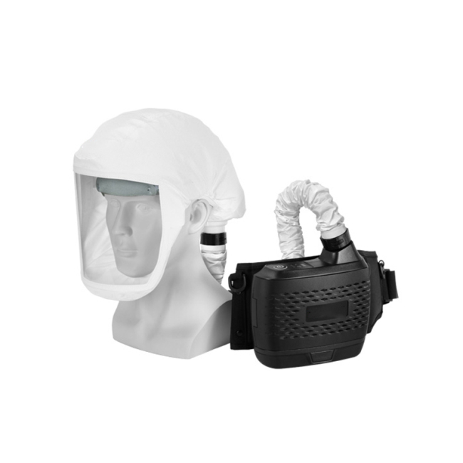 Controlled Air Purifying Respirator