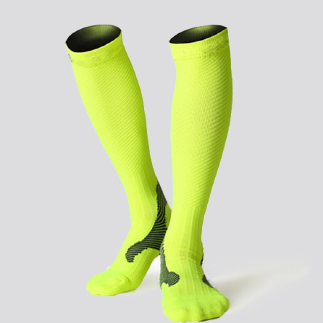 Compression Hiking Socks 2C3H600-649