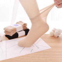 Short Nylon Socks 4N1S1501