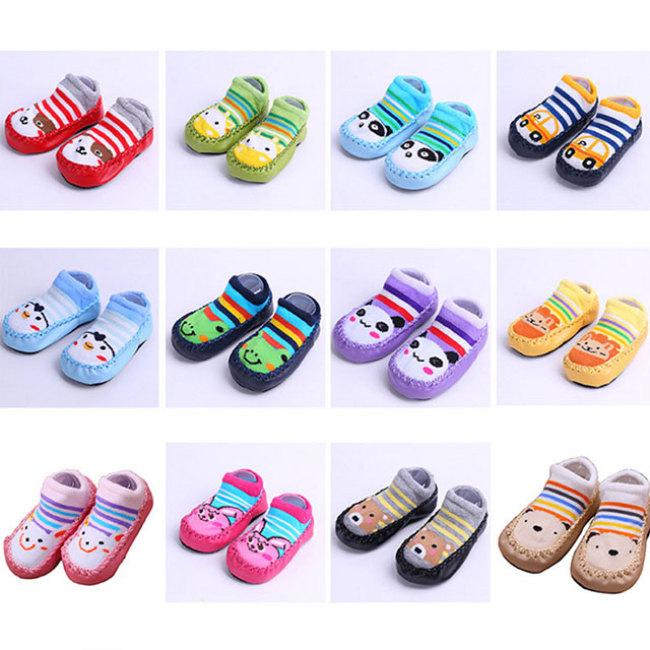 Kid Floor Socks 3F3K3300-3399