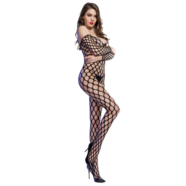 Women Sexy Fishnet Body Pantyhose