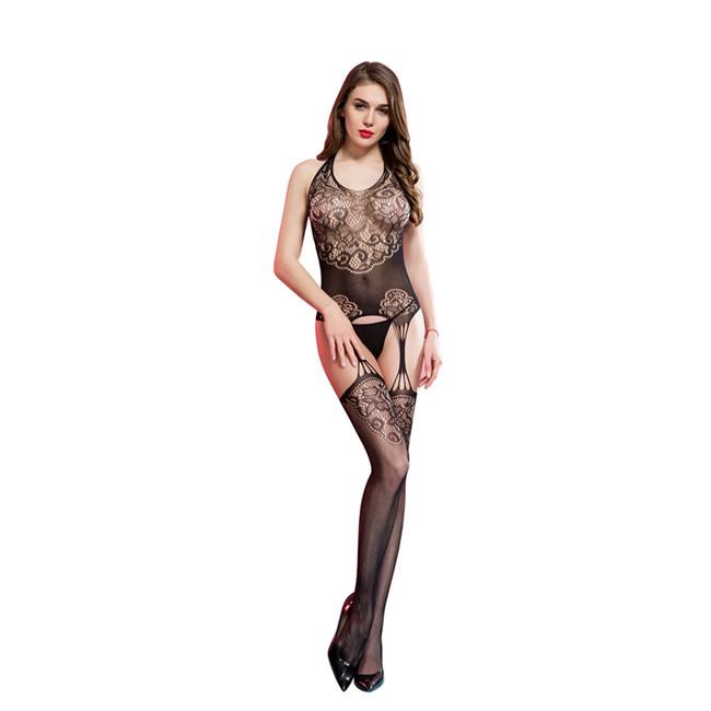 Exotic Charm Sexy Body Pantyhose