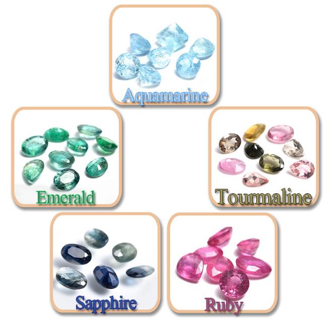 Loose Gemstone Mix Lot-100 carats