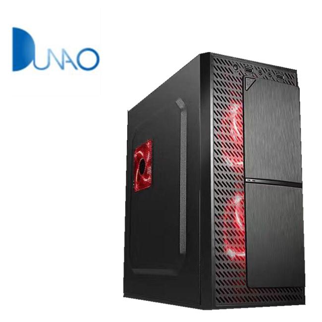 New Design Black Color Mini Computer Gaming Case.
